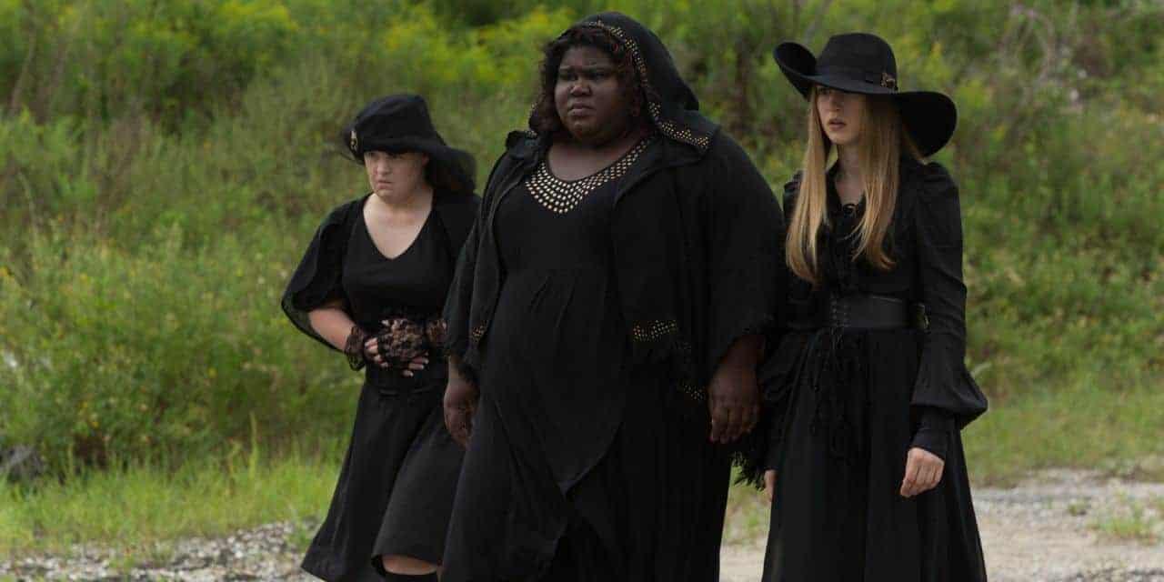 American Horror Story : Nan, Queenie et Zoe