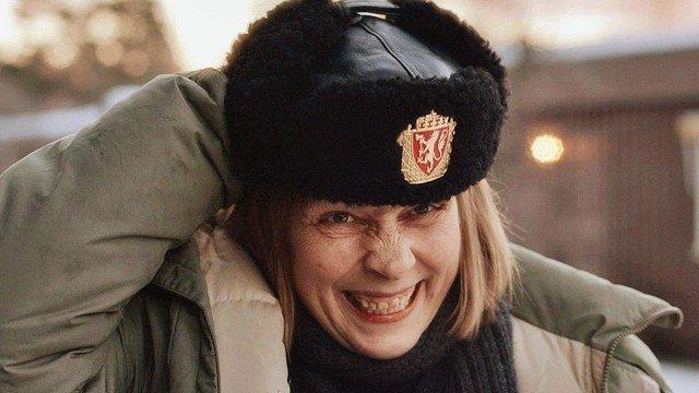 Lilyhammer - Laila Hovland chef de police