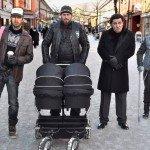 Lilyhammer - Frank et ses lieutenants norvégiens