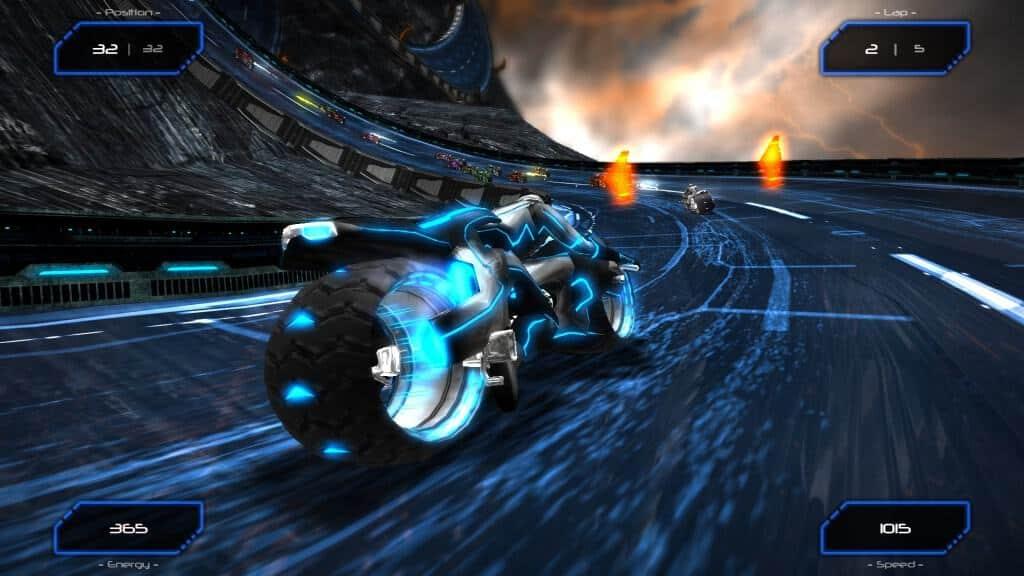 Tr-Zero :  Capture ingame sur la démo alpha