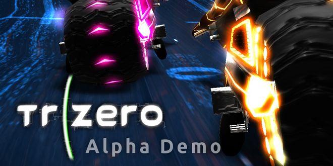 Tr-Zero : la rencontre de Tron Legacy et F-ZEro