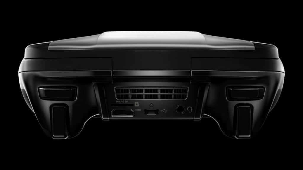 Nvidia Shield - Des finitions impéccables