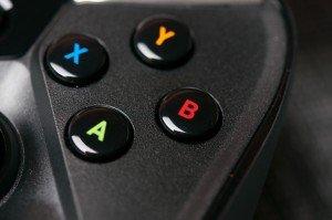 Nvidia Shield - Les boutons façon Xbox