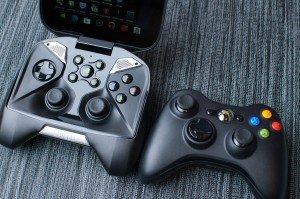 Nvidia Shield - Un petit air de manette Xbox 360