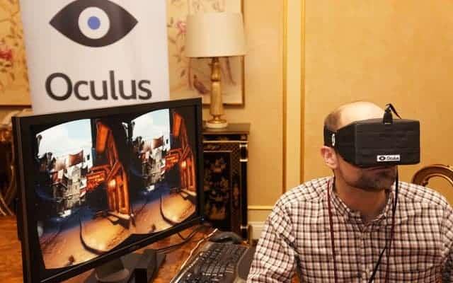 Oculus Rift - La réalité virtuelle démocratique