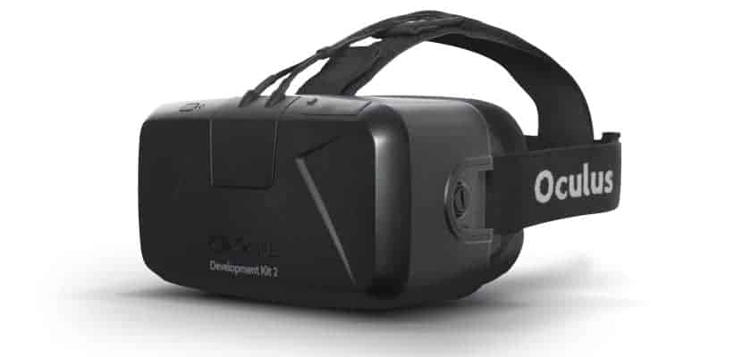Oculus Rift - la version dev kit v2