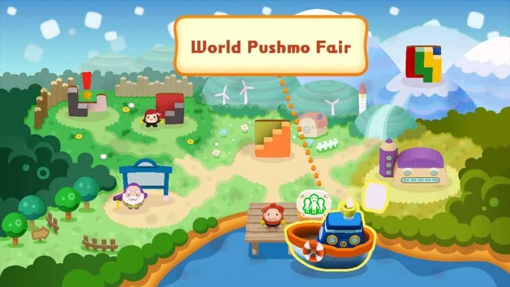 La map monde de Pullblox