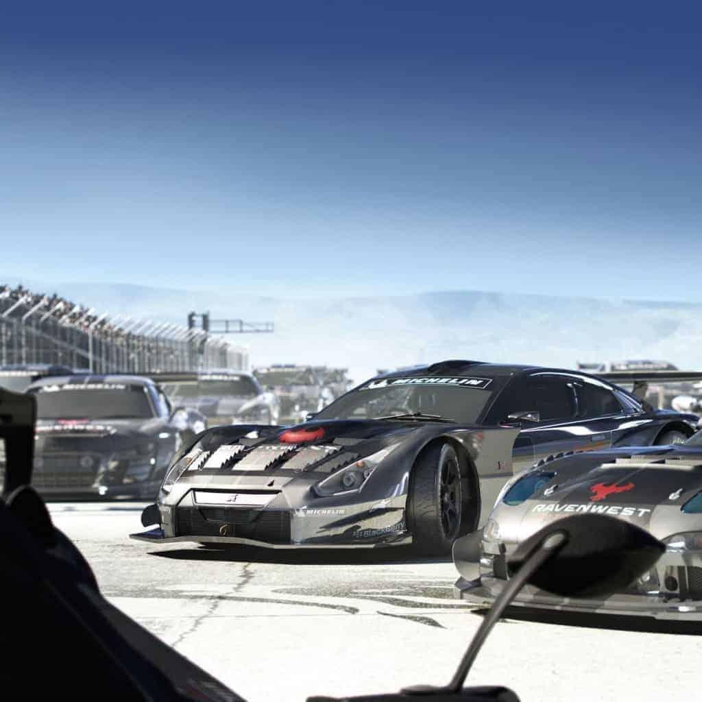 Grid Autosport - Les grosses cylindrées sont de la partie
