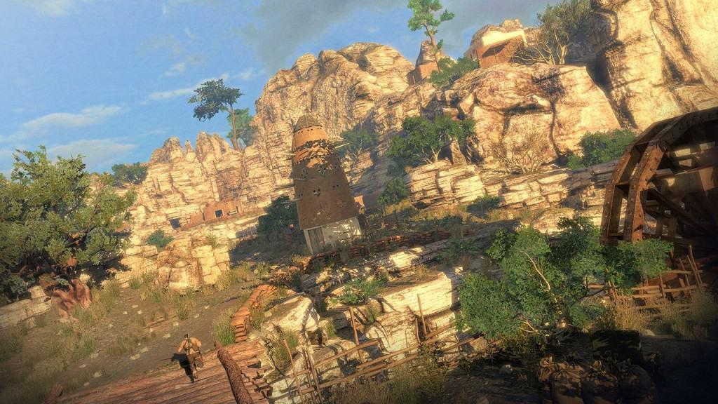 Sniper Elite - Les décors chaleureux de l'Afrique