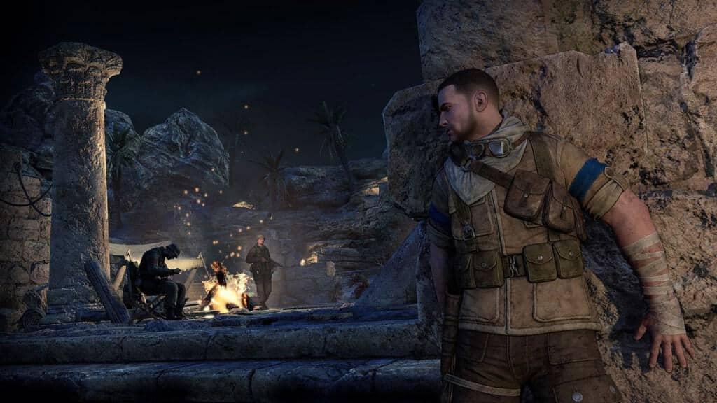 Sniper Elite 3 - Un bon jeu d'action avec des séquences d'infiltration