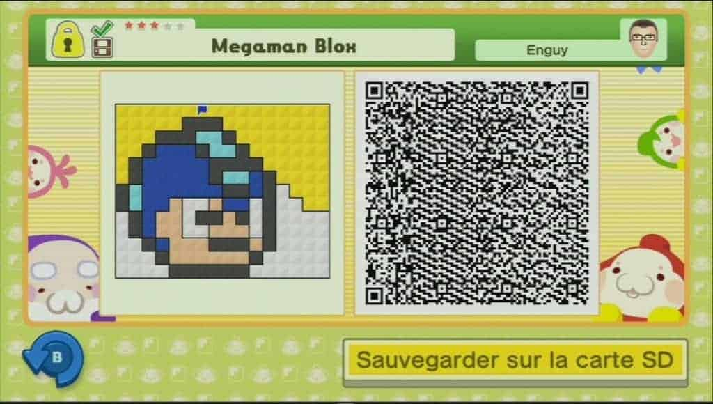 Pullblox World - Un niveau Megaman?