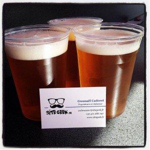 Gamescom 2014 : Parfois bières