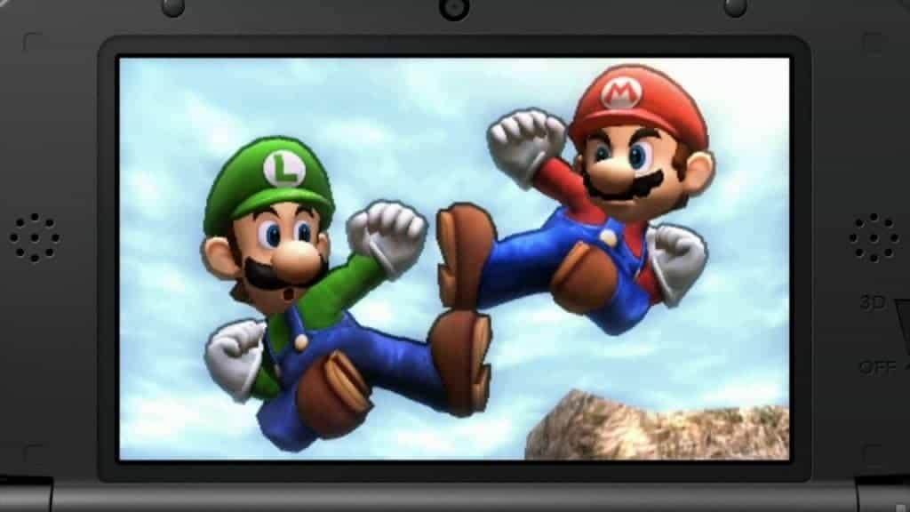 Gamescom 2014 : Smash Bros 3DS