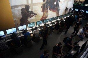 Gamescom 2014 : Call of duty