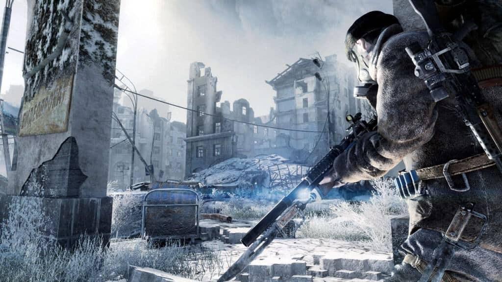 Metro Redux : Un univers post apocalyptique soviétique