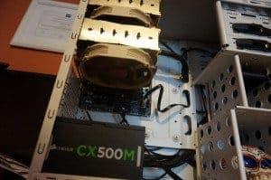 BitFenix Neos - Ventirad jusqu'à 16cm de hauteur
