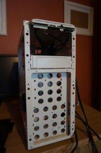 BitFenix Neos - Sans la face avant