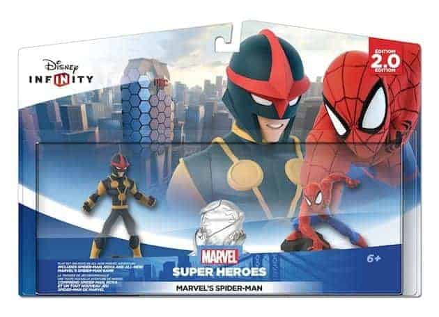 Disney-Infinity-2.0-Marvel-Spiderman-pack