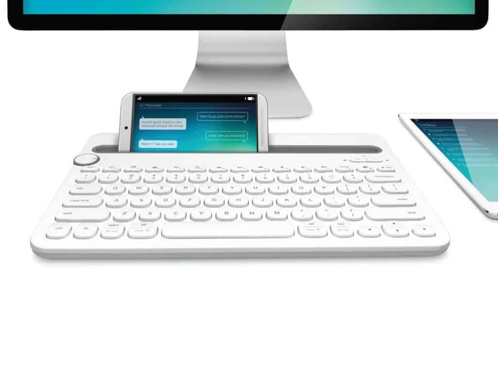 Logitech K480 - Compatible Mac, PC, iPad, Smartphone
