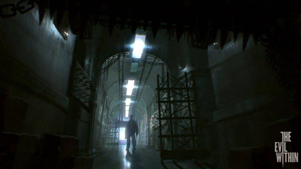 The Evil Within - L'ambiance crade permanente des lieux