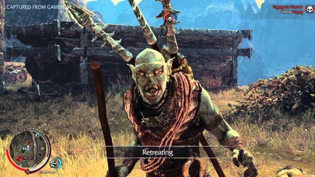 L'ombre du Mordor - La gueule de l'emploi
