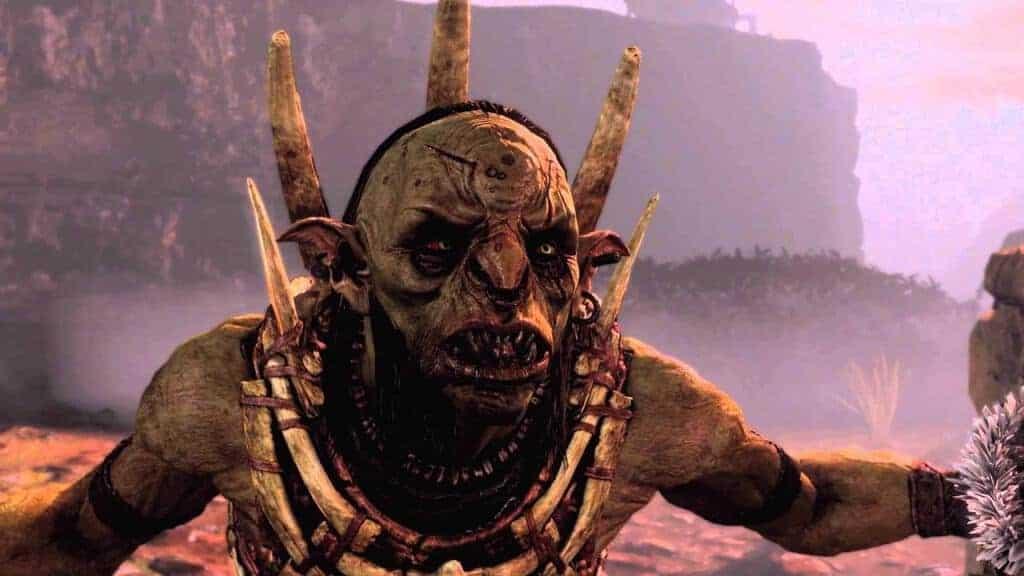 L'ombre du Mordor - Le look dément des capitaines