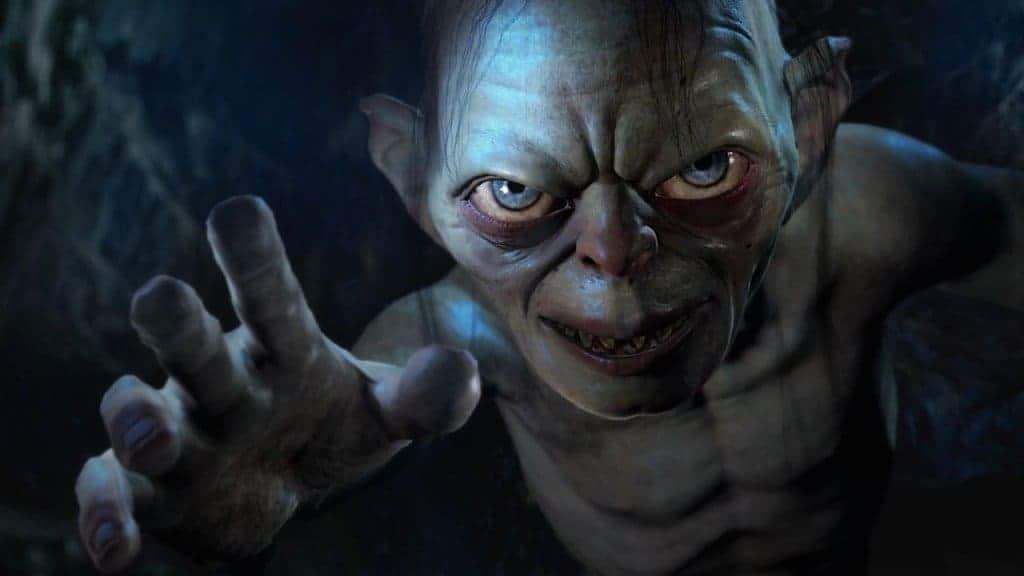 L'ombre du Mordor - Smeagol fait quelques apparitions pour le fanservice