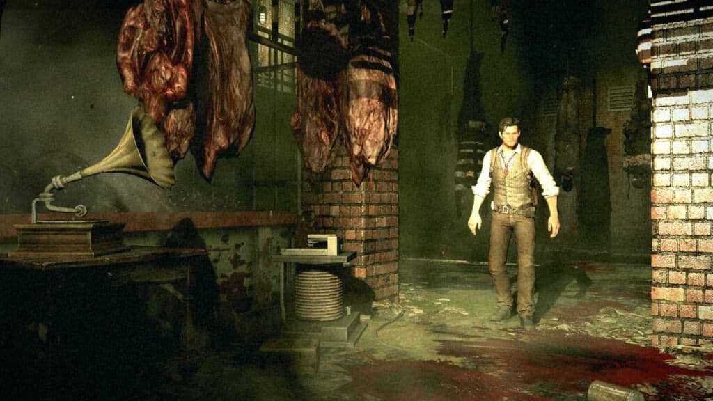 The Evil Within - Ames sensibles s'abstenir