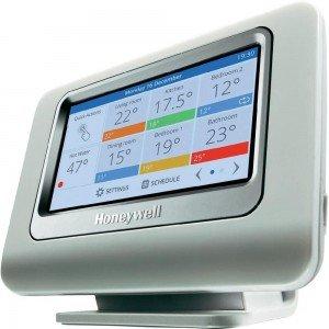 EvoHome - Une interface tactile ergonomique pour tout gérer