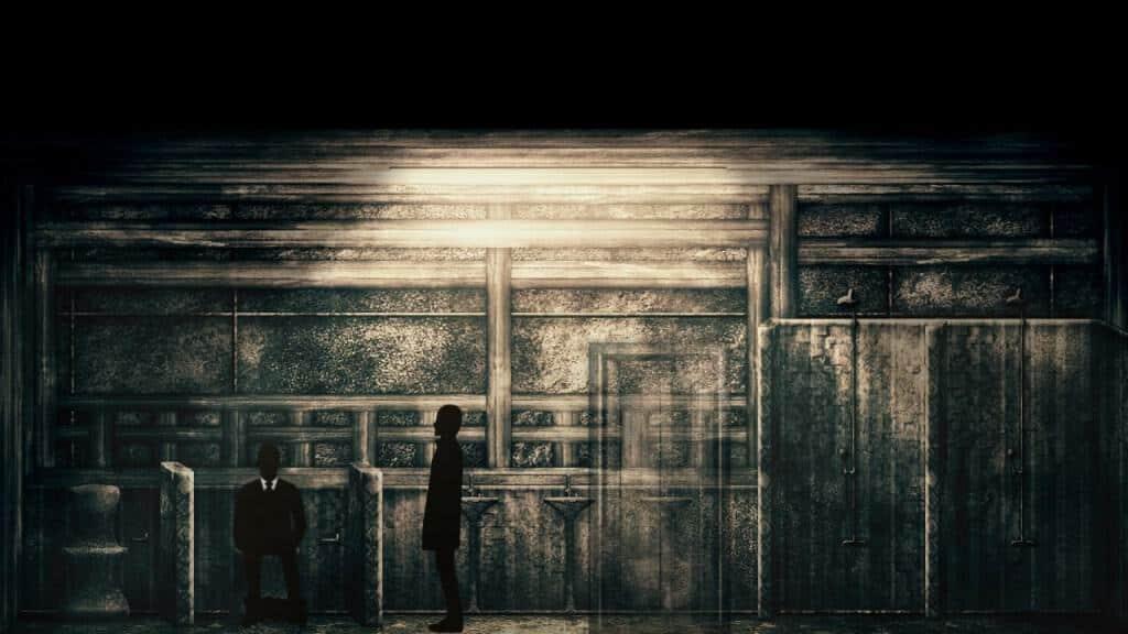 L'ombre de Jacob dans un endroit inconnu...
