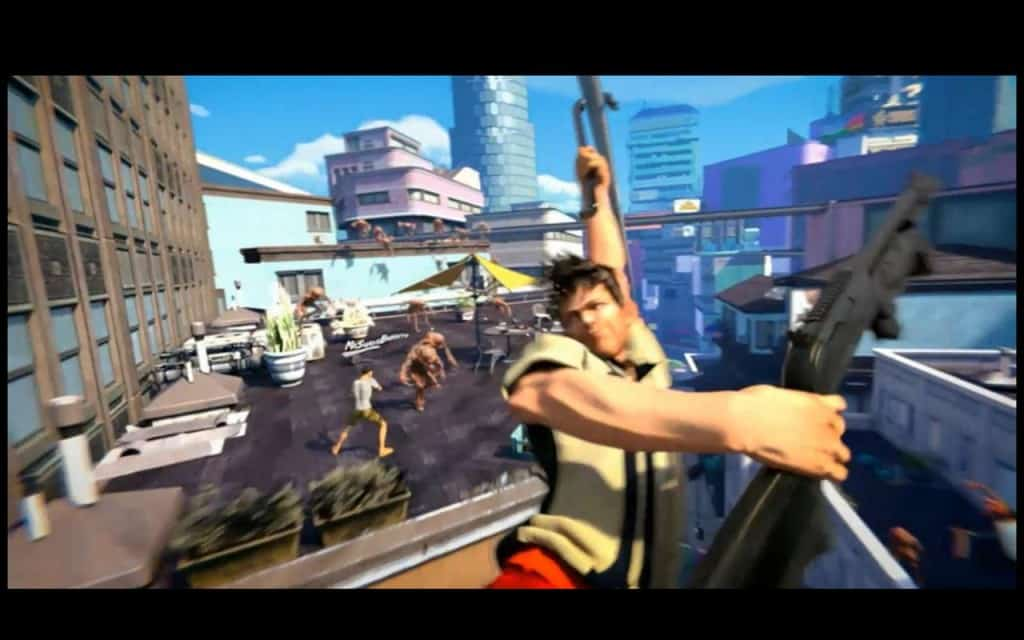 Sunset Overdrive - Un petit air de Bioshock Infinite?