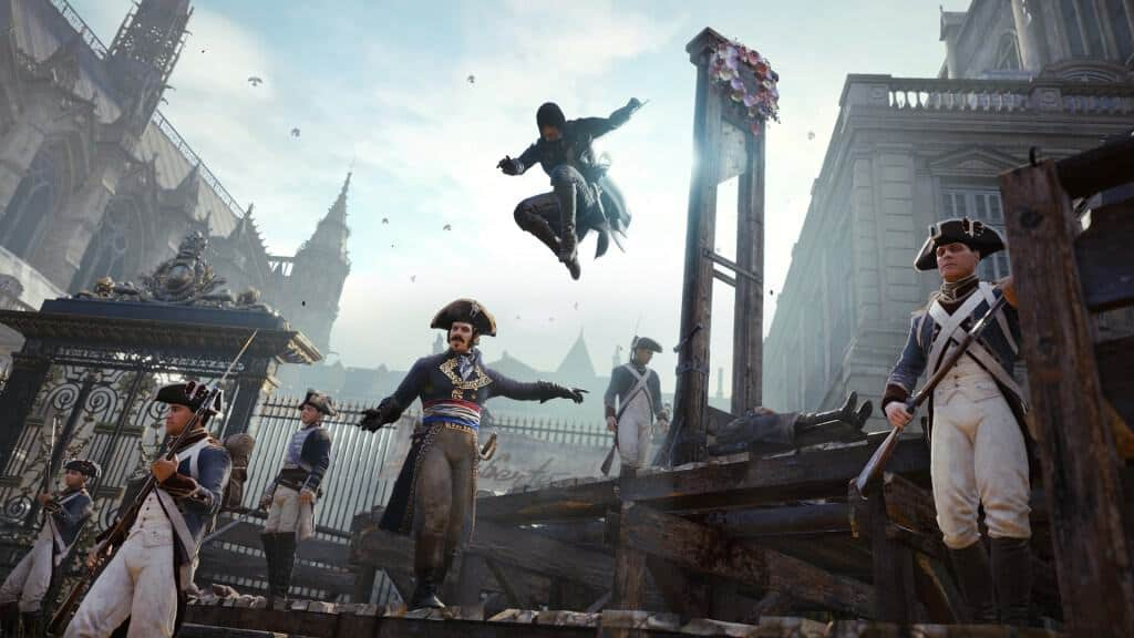 Assassin's Creed Unity - La France à l'heure de la guillotine