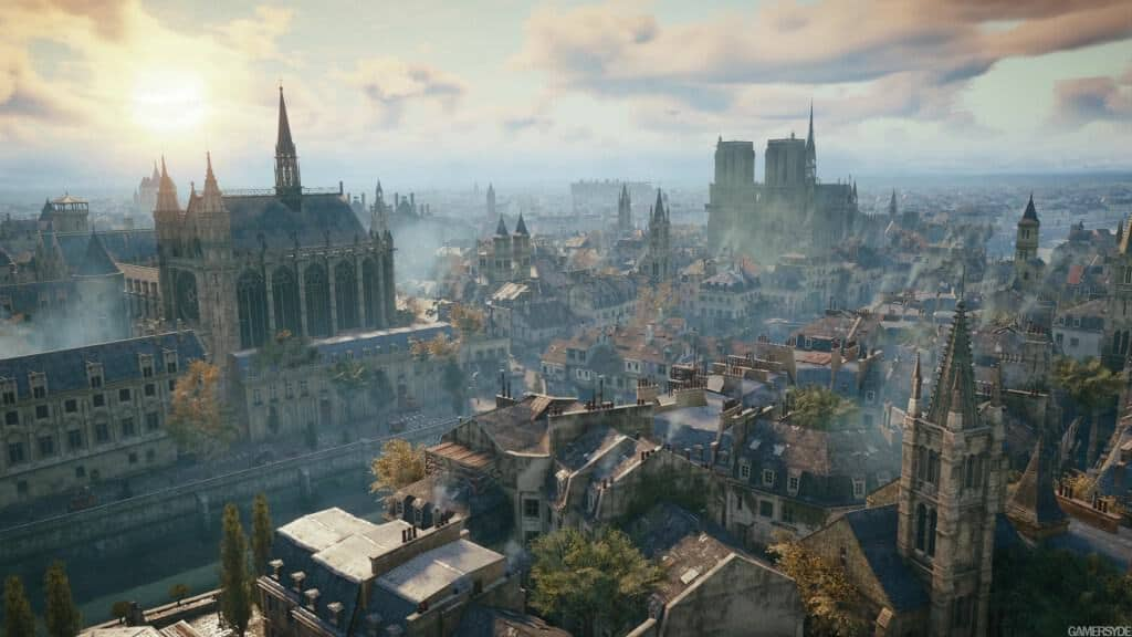 Assassin's Creed Unity - Paris plus réaliste que jamais