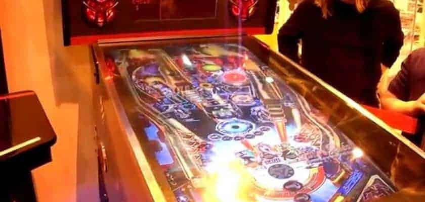 Virtual Pinball - R Cade