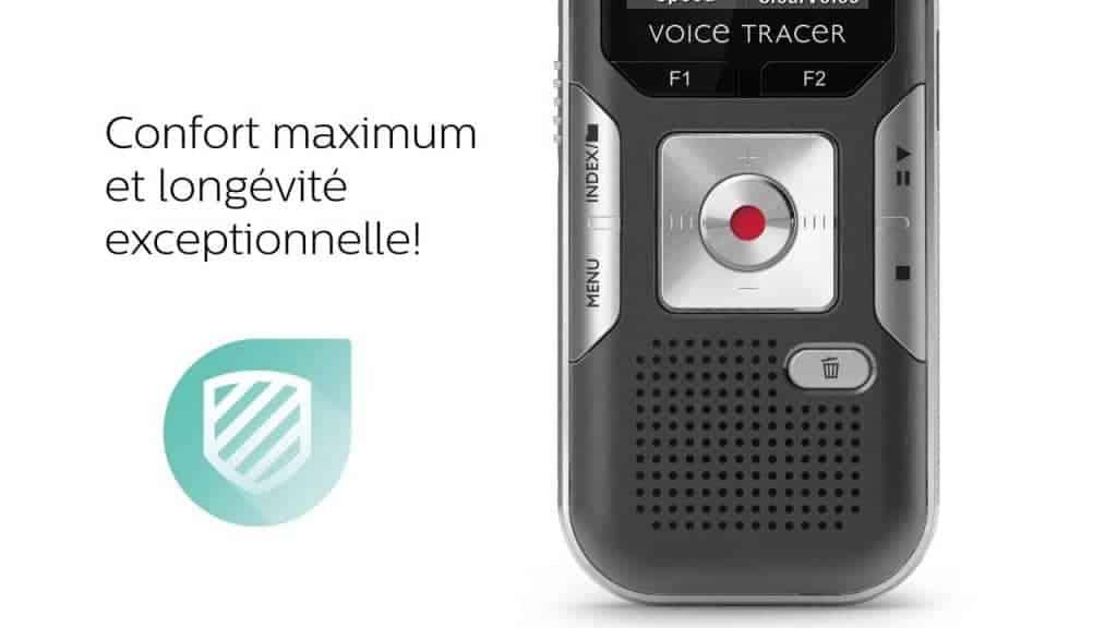 Philips Voice Tracer - Le dictaphone qu'il vous faut?