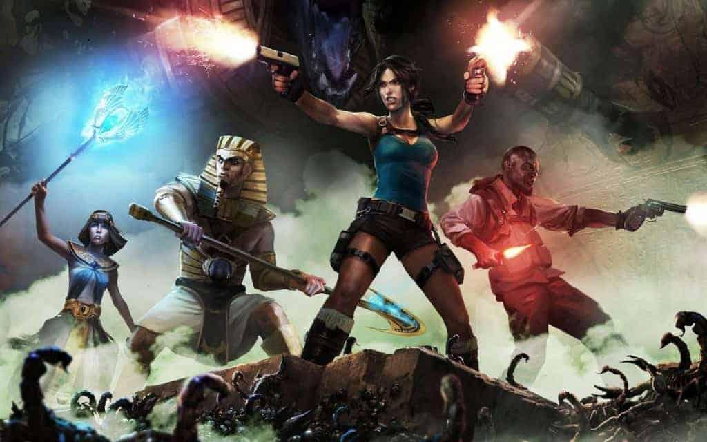 Lara Croft et le temple d'Osiris - Jouable à 4 en simultané