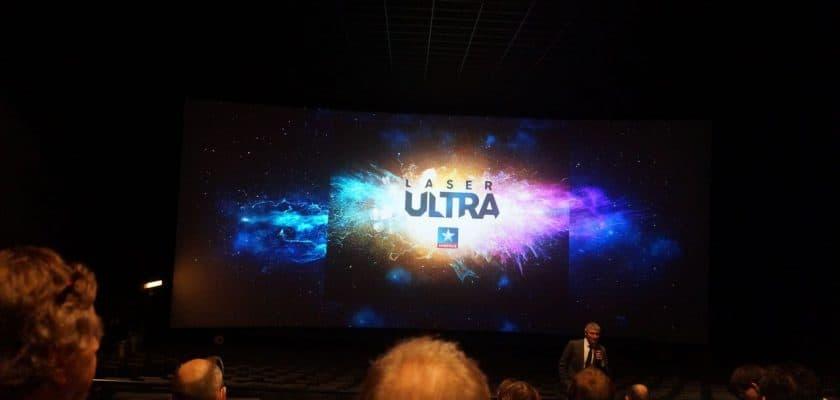 Laser Ultra - La nouvelle expérience immersive inédite du Kinépolis