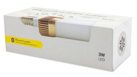 L'ampoule Olixar - Compact mais complete