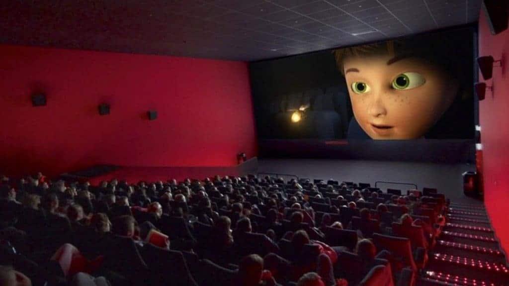 Baro - Spécialiste de l'imagerie est omniprésent dans les salles de cinéma