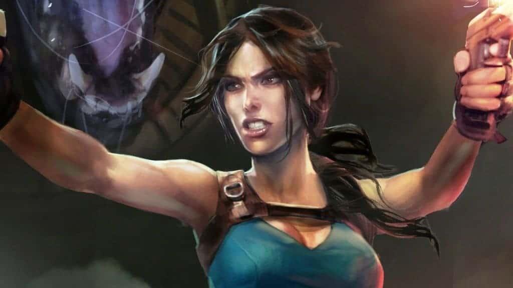 Lara Croft et le temple d'Osiris - Toujours aussi radieuse