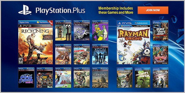 Playstation Plus - Avant on nous proposait un tas de jeux cool, mais ça c'était avant...