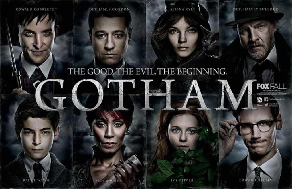 Gotham vous permettra de découvrir la jeunesse de nombreux personnages phares de l'univers de Batman.