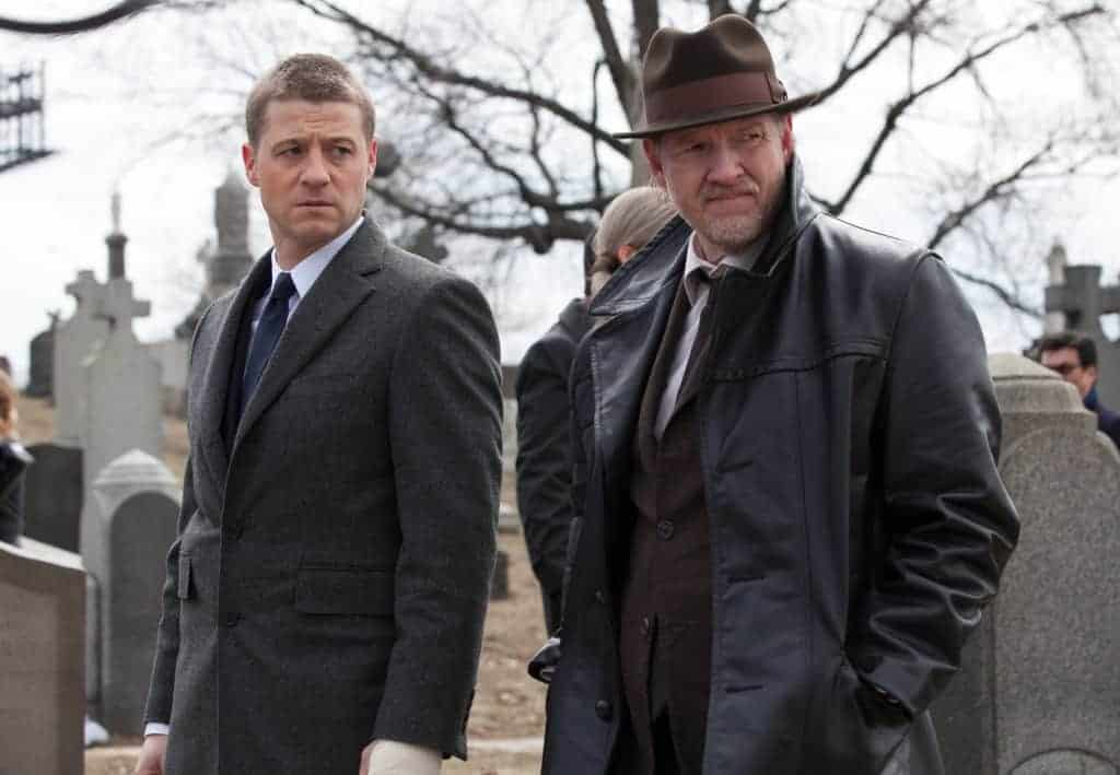 James Gordon et  Harvey Bullock.