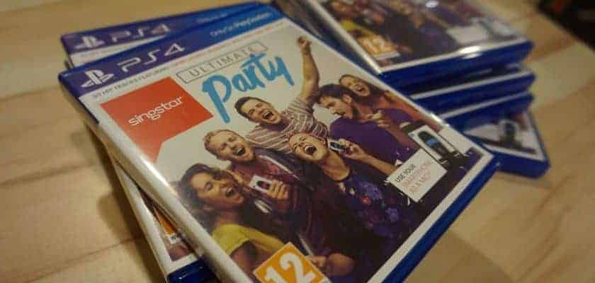 Concours Singstar Ultimate Party