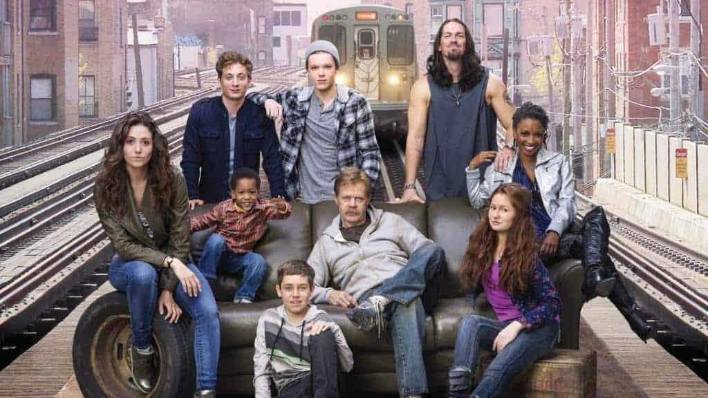 Shameless saison 5 : Les Gallagher, cette famille complètement dingue.