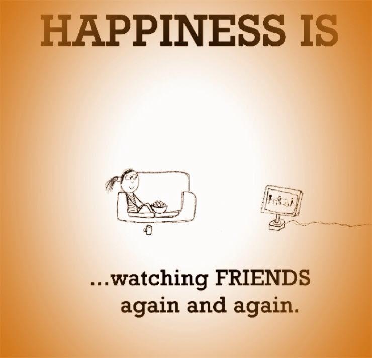 Série Friends - Le bonheur c'est de revoir Friends encore et encore..