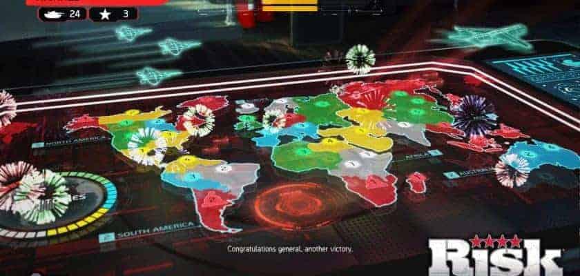 Risk Xbox One Ubisoft