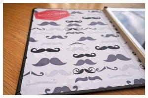 Dodocase Ipad Air (Moustache) (6)Dodocase Ipad Air (Moustache) (6)