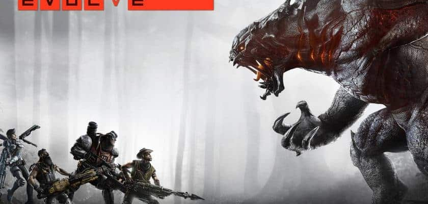 Evolve Gameplay sur PS4