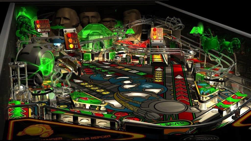 Pro Pinball Timeshock Ultra
